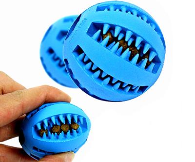 Dentalna žogica za pse in macke