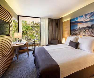 valamar padova hotel, otok rab