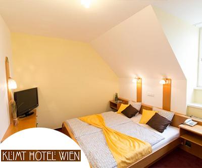2-dnevni oddih v edinstvenem hotelu Klimt 3* na Dunaju