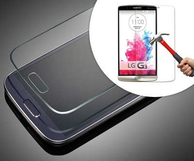 Kaljeno zašcitno steklo za mobilni telefon