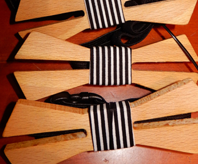 Ženska dišava Just Cavalli for Her + leseni metuljcek