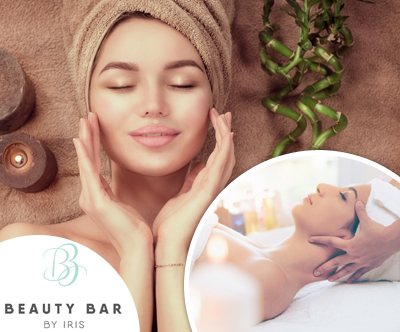 Lepotni tretma v salonu Beauty Bar by Iris