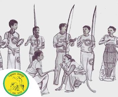 Capoeira 1-mesecna vadba za odrasle