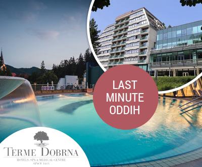 Last minute oddih v Termah Dobrna, Hotel Vita 4*