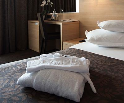 Cudovit oddih v Hotelu Olympia 4* v Vodicah