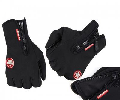 Zimske neprepustne tople rokavice Windstopper