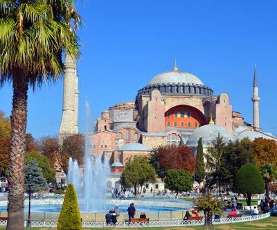 Istanbul z vkljuceno letalsko vozovnico