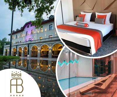 hotel austria & bosna, sarajevo