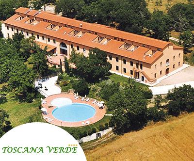 Cudovit oddih v hotelu Toscana Verde 4*