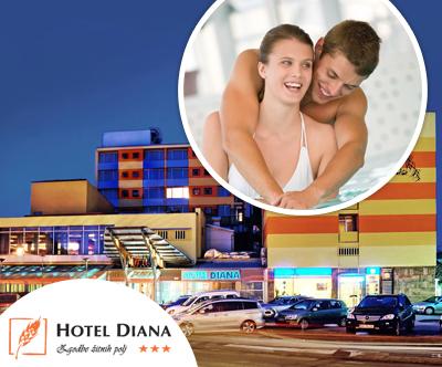 2-dnevno mega sprošcanje v hotelu Diana 3*