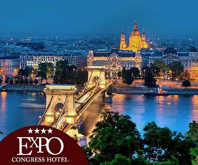 3-dnevni oddih za 2 v sodobnem hotelu 4* v Budimpešti