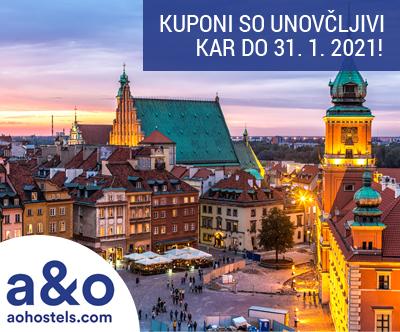 A&O hotel, Varšava