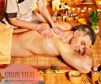 tajska masaža, ubon thai