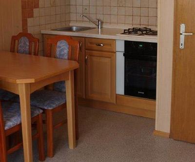 Apartma Črnica Kope