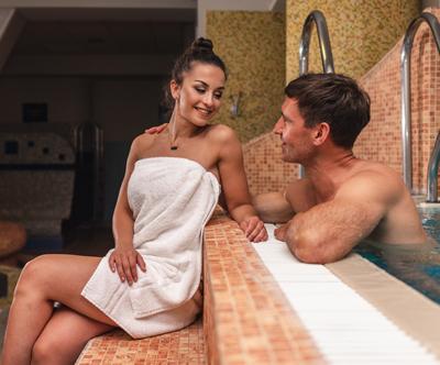 Valentinovo razvajanje v Termah Dobrna, Hotel Vita 4*