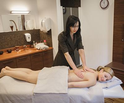 Kopanje z masažo v Termah Topolšica