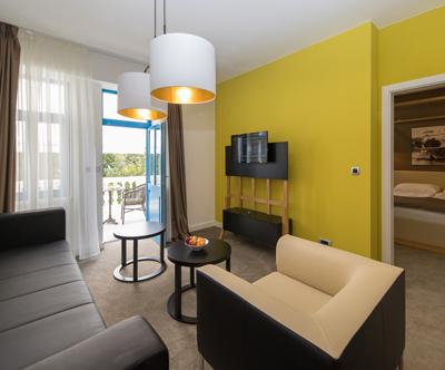 Luksuzni wellness oddih v Hotelu Esplanade 4*