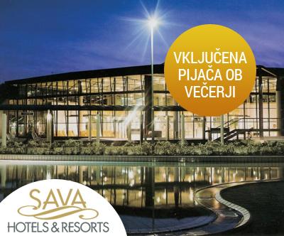 Hotel Izvir 4*, Radenci