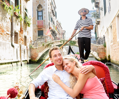 Benetke izlet, ladjica