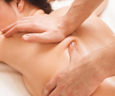 Izjemna masaža Energijska bomba (60 min)