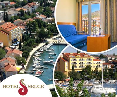 3-dnevna sprostitev tik ob morju, v Hotelu Selce