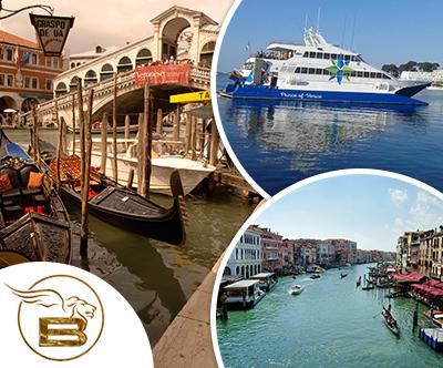 Izlet v Benetke s katamaranom Prince of Venice