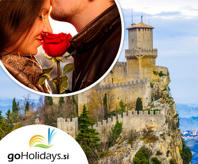 San Marino, Rimini & Bologna z goHolidays!