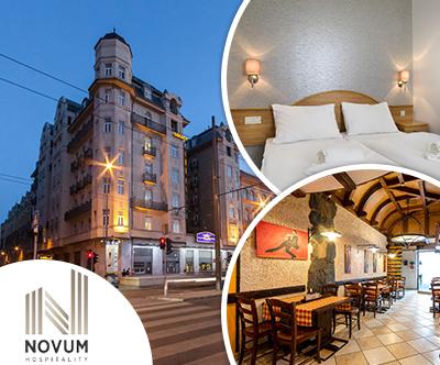 Golden Park Hotel 4*, Budimpešta