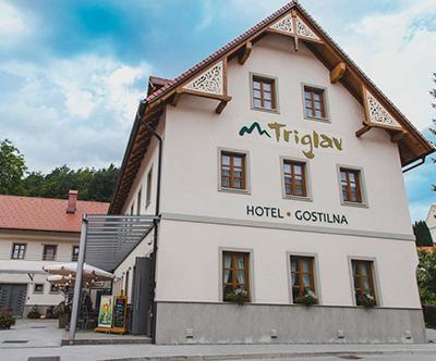 Aktivni oddih s polpenzionom v Hotelu Triglav