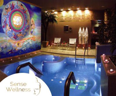 Luksuzno 3-urno razvajanje v Sense Wellness