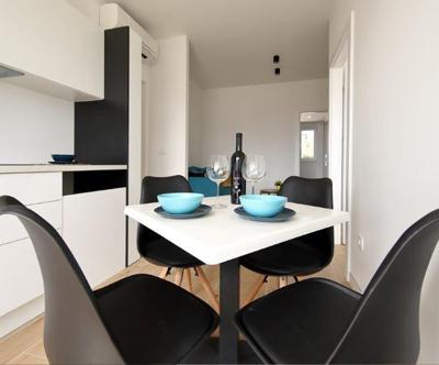 Sprošcanje v novem luksuznem apartmaju Vile Dalmacija