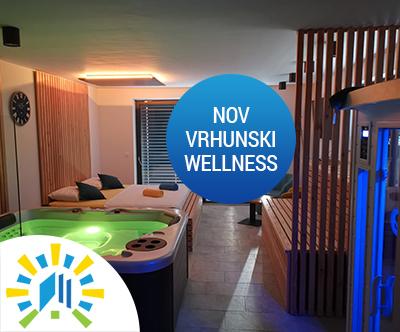 Razvajanje za 2 osebi v Wellnessu Sunrise v Banovcih