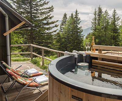 3-dnevni oddih v luksuzni koci na Veliki Planini