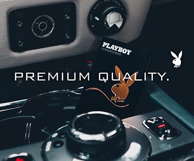 36 kondomov Playboy Premium Classic