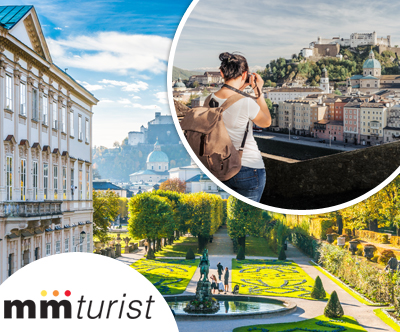 Cudoviti Salzburg + možnost obiska Hiše narave