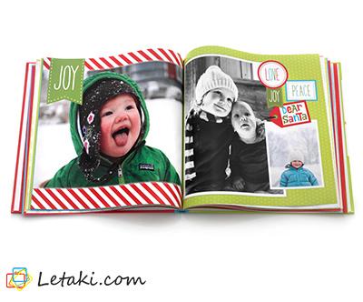 Fotoknjiga A4, 60 strani