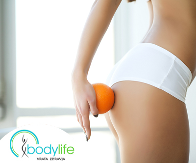 Preoblikovanje telesa v centru Bodylife (60 min)