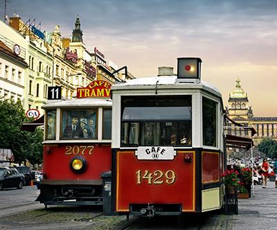 Preživite zimske pocitnice v prelepi Pragi