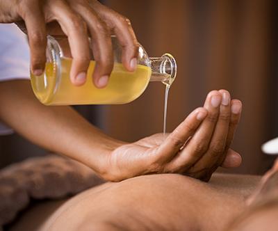 All inclusive masaža v Lepotnem salonu Mateja