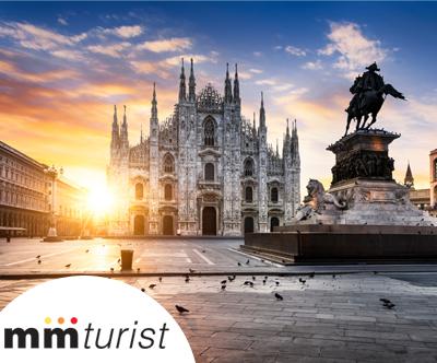 1-dnevni organiziran izlet v Milano z M&M Turist!