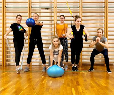 1-mesecni tecaj funkcionalne vadbe (1x tedensko)