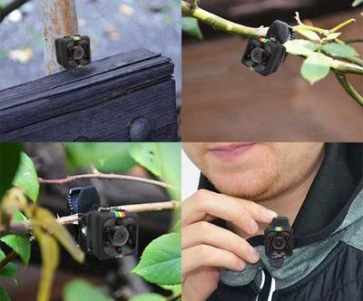 Vrhunska brezžicna mini kamera Spy HD