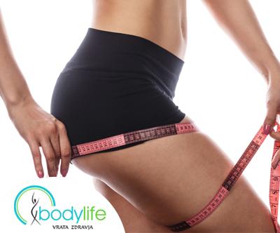 Paket limfnih drenaž v centru Bodylife (10x po 40 min)