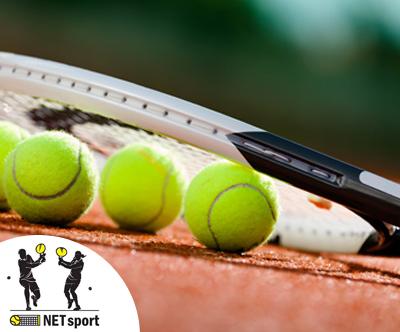 6-urni tecaj tenisa za odrasle in otroke nad 16 let