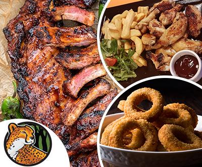 Kaya Street Food, Celje: kombo požrtija za 2