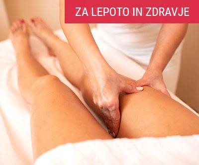 Društvo Vitus: limfna drenaža in masaža
