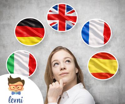 Lerni: 6-mesecni online tecaj tujega jezika