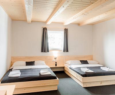 Hotel Rozka 3*, Krvavec: poletni oddih v alpskem slogu