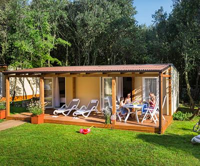 Mobilne hiške Kamp Polari, Rovinj: družinski oddih