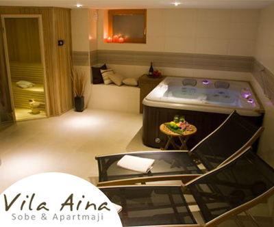 Vila Aina 3* Boutique Hotel 3*: razvajanje za 2